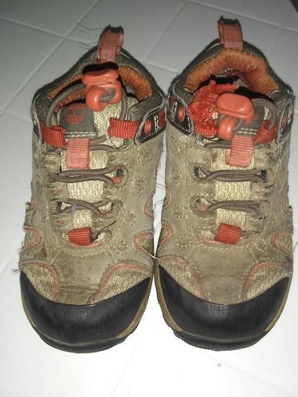 Zapatos Timberland Nenes Talla 25 Originales Comprados Usa