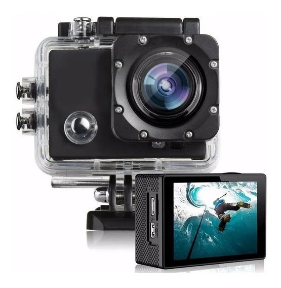 Camera Action Go Sport Pro Lcd Prova D