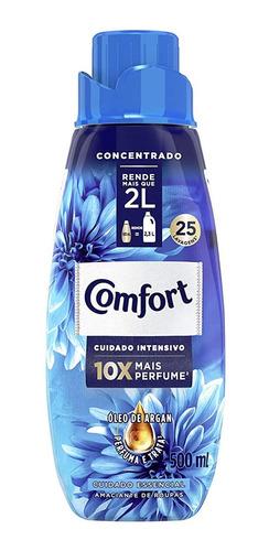 Amaciante Comfort Intense Cuidado Essencial Em Frasco 500ml