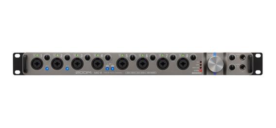 Zoom Uac-8 Conversor De Áudio