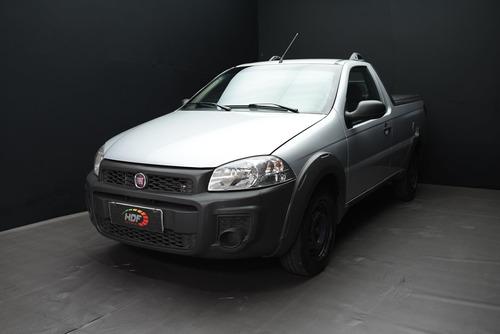 Imagem 1 de 14 de Fiat Strada Strada Working 1.4 Mpi Fire Flex 8v Cs Flex Man