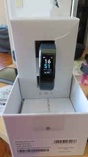 Reloj Smartwatch Huawei Band 3 Pro - Gps-sumergible- Color