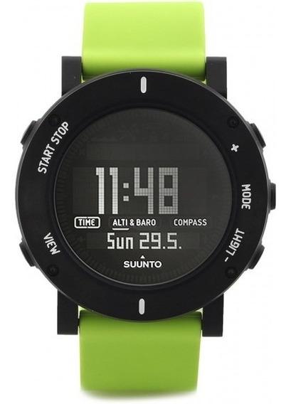 Relógio Suunto Core Lime Crush Outdoor Ss020693000