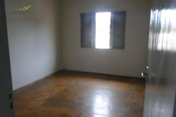 Casa Com 2 Dormitórios Para Alugar, 70 M² Por R$ 1.200/mês - Jardim Almira - Mogi Guaçu/sp - Ca1542