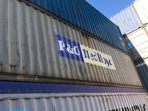 Contenedores Marítimos Containers /usados 40' Hc Nac.