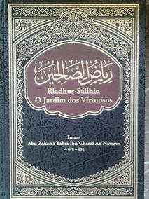 Livro Jardins Dos Virtuosos (promoção De Ramadan )