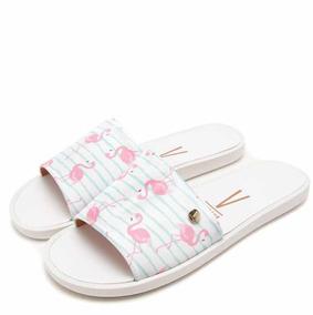 c58df33760 Chinelo Slide Vizzano Flamingo - Chinelos para Feminino no Mercado ...