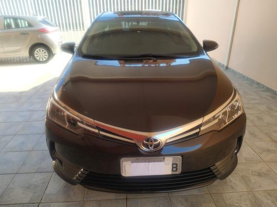 Corolla 2018 Gli Automático Cvt Novinho Único Dono
