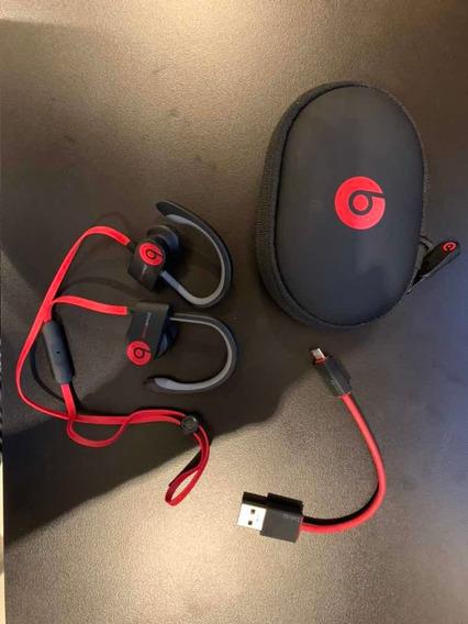 Fone De Ouvido Powerbeats 2 Wireless Beats Sem Fio Impecável