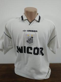 Camisa Santos De Jogo