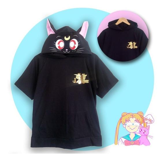 Remera Luna Sailor Moon / Kawaii Block Sheep