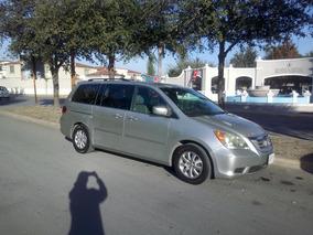 Honda Odyssey Exl Minivan Cd Qc At