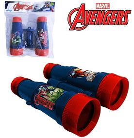 Binoculo Infantil Vingadores / Avengers Etitoys Dy-351