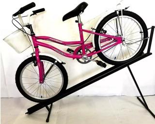 Bicicleta Robinson 0299 Rod 20 Playera Full Nena Beiro