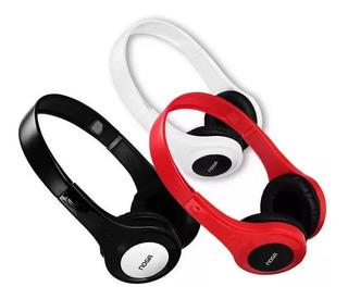 Auriculares Noga Vincha Fit Color X-4600 Cable Desmontable