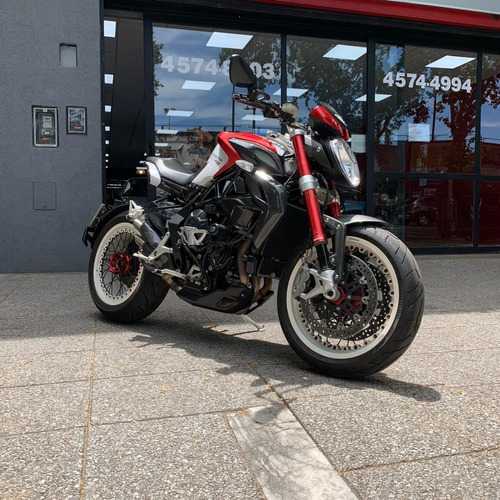 Mv Agusta Brutale Dragster 800rr 2017 Dissano Automotores