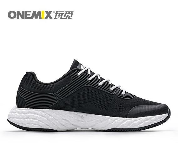 Tênis De Corrida Masculino Onemix Original Tecnologia 2019