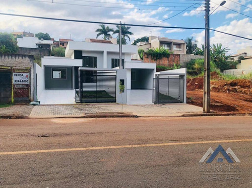 Casa Com 2 Dormitórios À Venda, 72 M² Por R$ 260.000,00 - Portal De Versalhes 2 - Londrina/pr - Ca1501