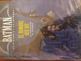 Lote 7 Comics De Batman La Historia Y La Leyenda