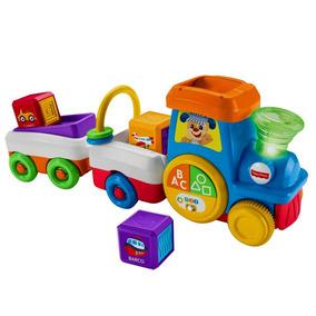 ec7330d8f Trem Da Fischer Price - Brinquedos e Hobbies no Mercado Livre Brasil