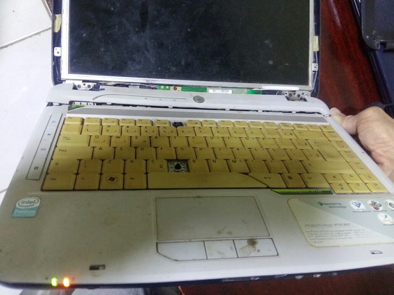 Carcaça Acer 4710 Liga E Sem Imagem