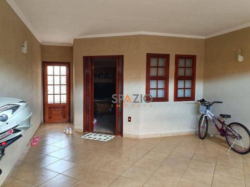 Imagem 1 de 17 de Casa Com 2 Dormitórios À Venda, 90 M² Por R$ 300.000,00 - Jardim Bom Sucesso - Santa Gertrudes/sp - Ca0495
