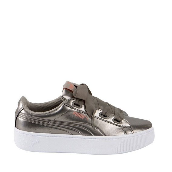 Tenis Casual Puma Vikky Stacked Ribbon P 2801 Id-822622