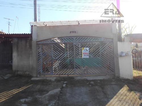 Imagem 1 de 5 de Casa Residencial À Venda, Parque Rodrigo Barreto, Arujá - Ca0032. - Ca0032