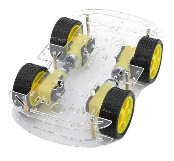 Kit Chasis Smart Car 01
