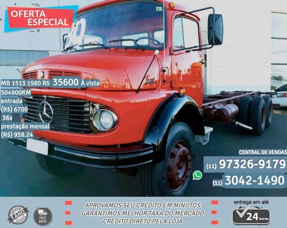 Mb 1513 1980 - Vermelho