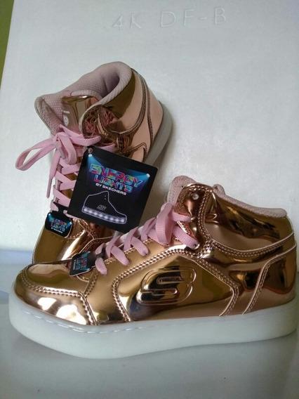 Zapatos Skechers Niña Energy Lights