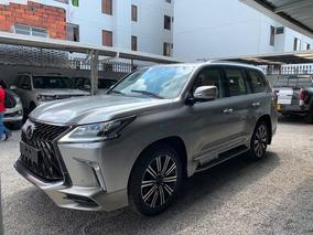 Lexus Lx570 5.7 Gasolina Europea Sport Plus Modelo 2019