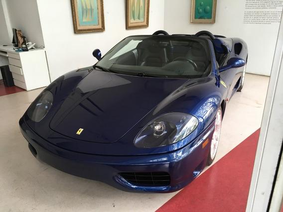 Ferrari 360 3.6 Spider F1
