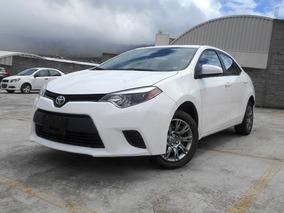 Toyota Corolla C 2014 Blanco
