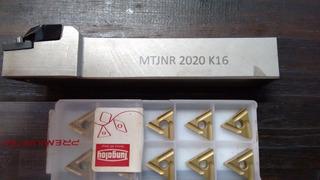 Suporte Externo Mtjnr 2020 K16 ( Tnmg 16)