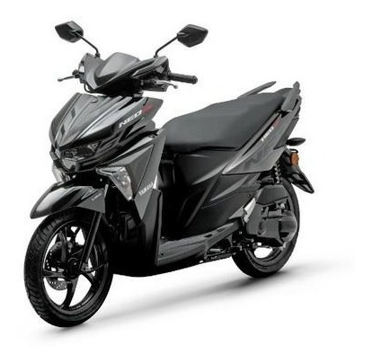 Neo 125 0 Km Preta Automática Yamaha