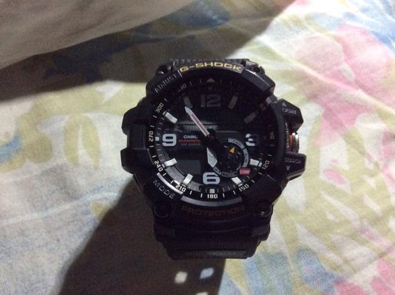 Relógio G-shock Mudmaster Gg-1000-1a3dr Original Nfe