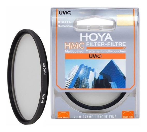 Filtro Hoya Uv 58mm Multi Camada Hmc - Temos Loja Física