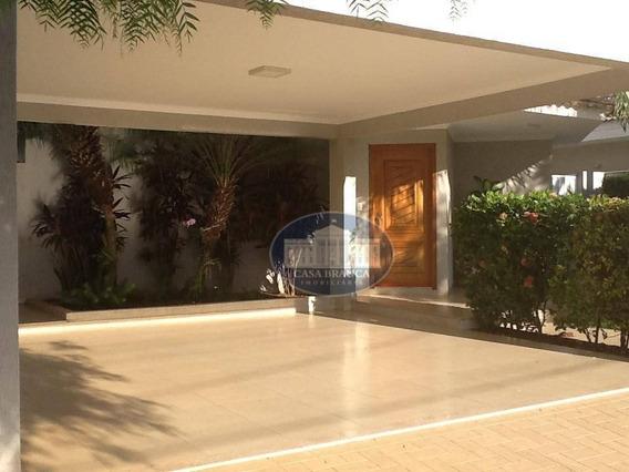 Casa Residencial Para Locação, Aeroporto, Araçatuba. - Ca0741