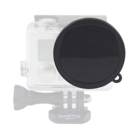 Filtro Para Camera Gopro Nd Reduz O Nível De Exposição À Luz