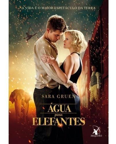 Livro - Água Para Elefantes - Romance Por Sara Gruen