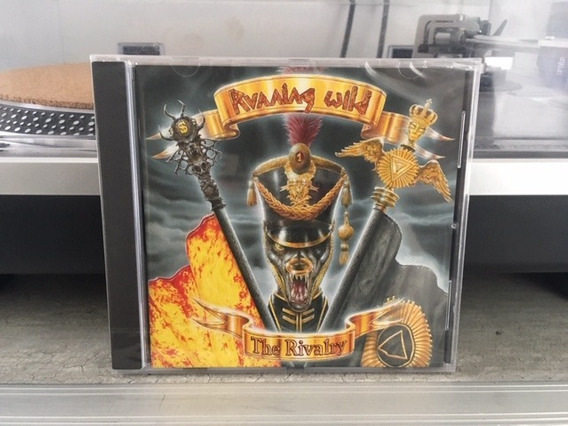 Running Wild - The Rivalry - Cd Made In Germany