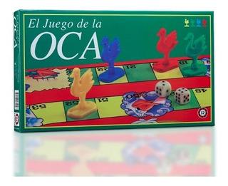 Linea Verde Juego De La Oca 6115 Envio Full
