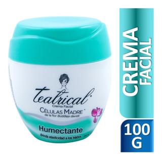 Teatrical Crema Facial Humectante Celulas Madre 100g