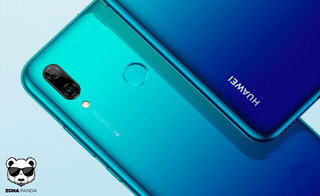 Huawei Psmart Telcel Con La Mejor Cámara Con Int Artificial.