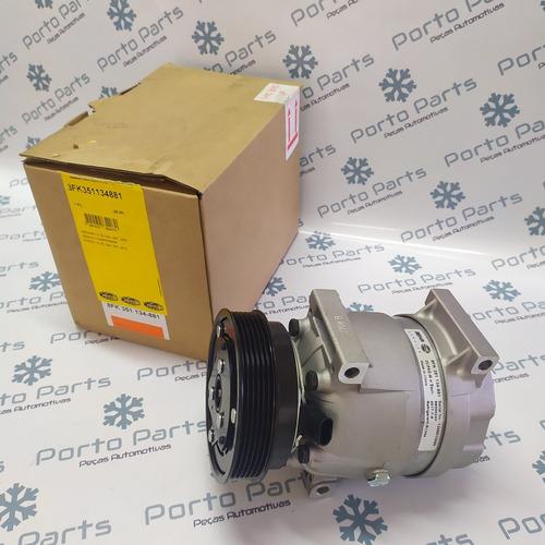 Imagem 1 de 8 de Compressor Ar Cond Renault Scenic 1.6 Até 2012 1135289