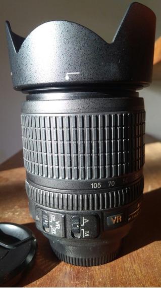 Lente Nikon 18/105