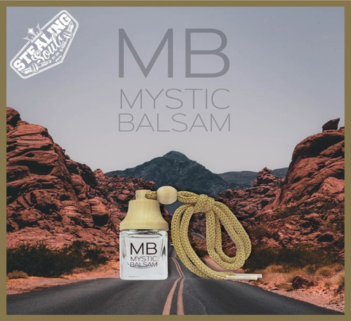 Mb Mystic Balsam | Mb Gold | 8ml | Perfume / Fragancia