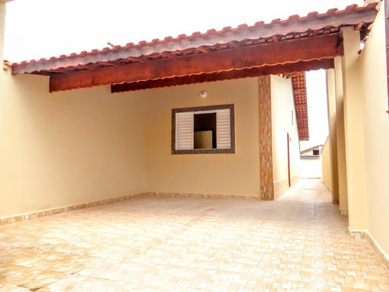 Vendo Casa Na Praia De Mongaguá, Bairro Itaguaí Ref 7919 E