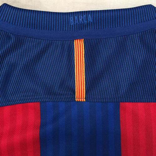 cordura sonriendo visión  776850-415 Camisa Nike Barcelona Home 16/17 Fn1608 | Mercado Livre